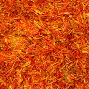 Färberdistelblüten / Carthami Flores 100g